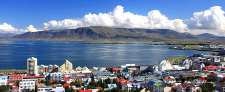 Fly with Icelandair to Featured Destination: Reykjavík