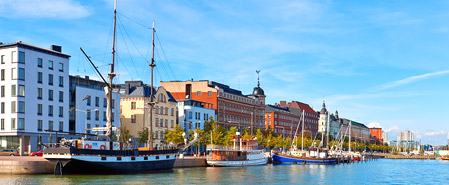 Fly with Blue1 Airlines to Featured Destination: Helsinki