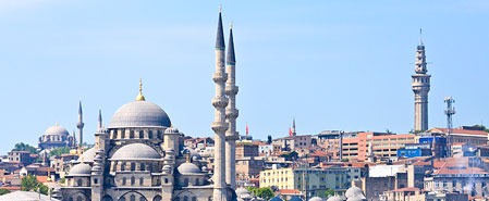 Fly with Atlasjet Airlines to Featured Destination: Istanbul