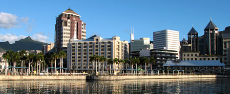 Fly with Air Mauritius to Featured Destination: Port Louis