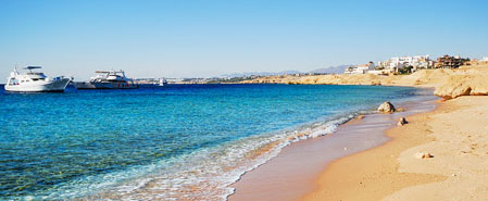 Fly with Egyptair to Featured Destination: Sharm el-Sheikh