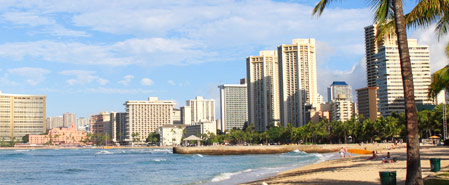 Fly with Mokulele Airlines to Featured Destination: Honolulu