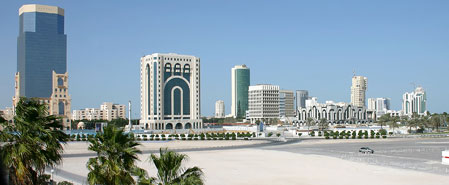 Fly with Qatar Airways to Featured Destination: Doha