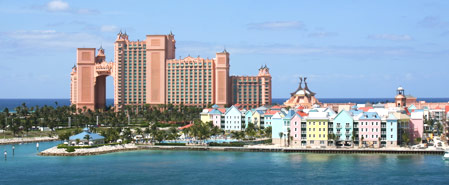 Fly with Bahamasair to Featured Destination: Bahamas