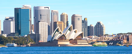 Fly with Rex Regional Express Airlines to Featured Destination: Sydney