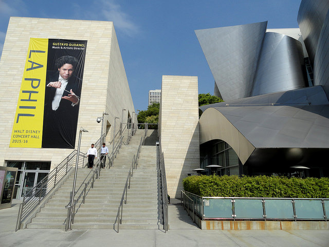 LA Philharmonic at the Walt Disney Concert Hall