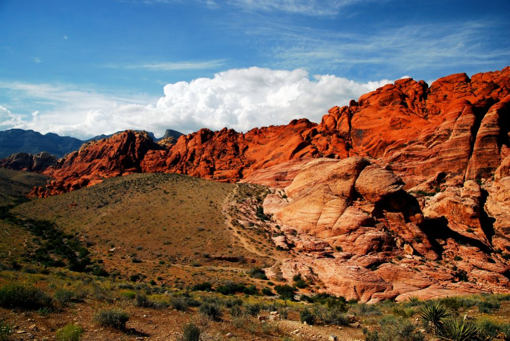Views from Red Rock Canyon, Nevada / Red Rock