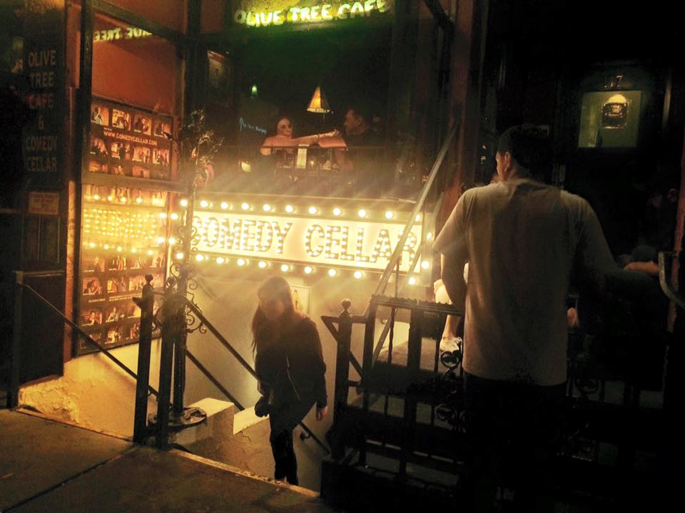 Comedy Cellar in Greenwich Village