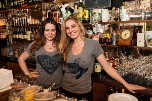 bartenders at NYC The Dead Rabbit