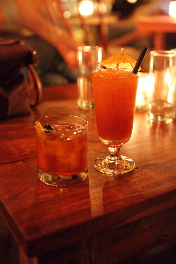 image of two cocktails