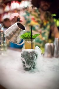 Sunken Harbor Club Drink