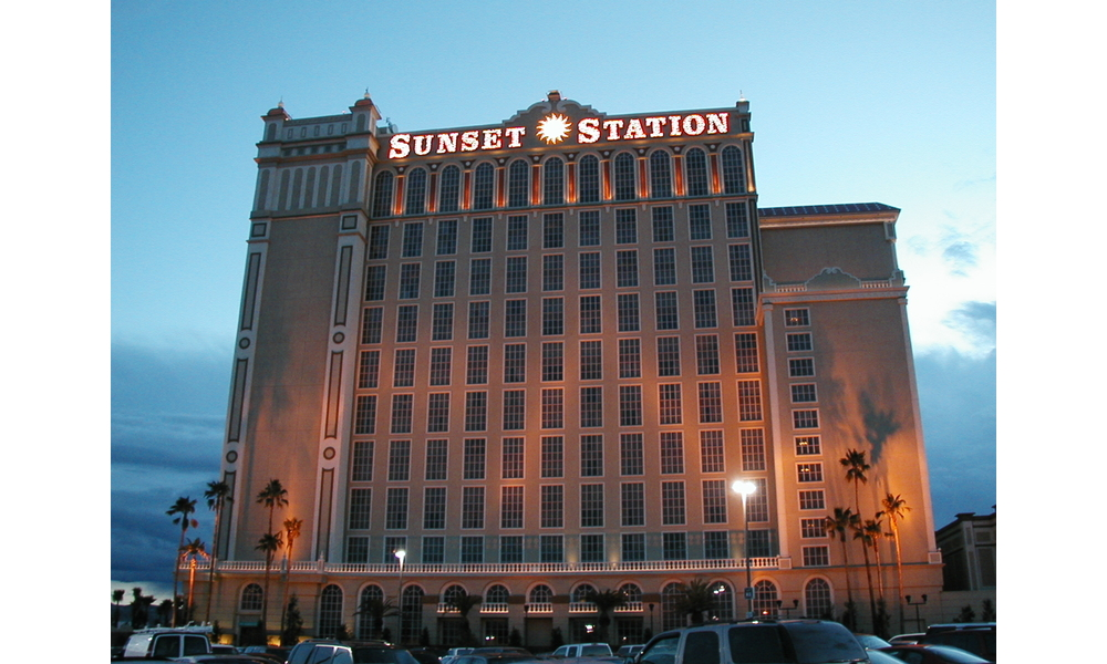 Sunset Station Casino Las Vegas
