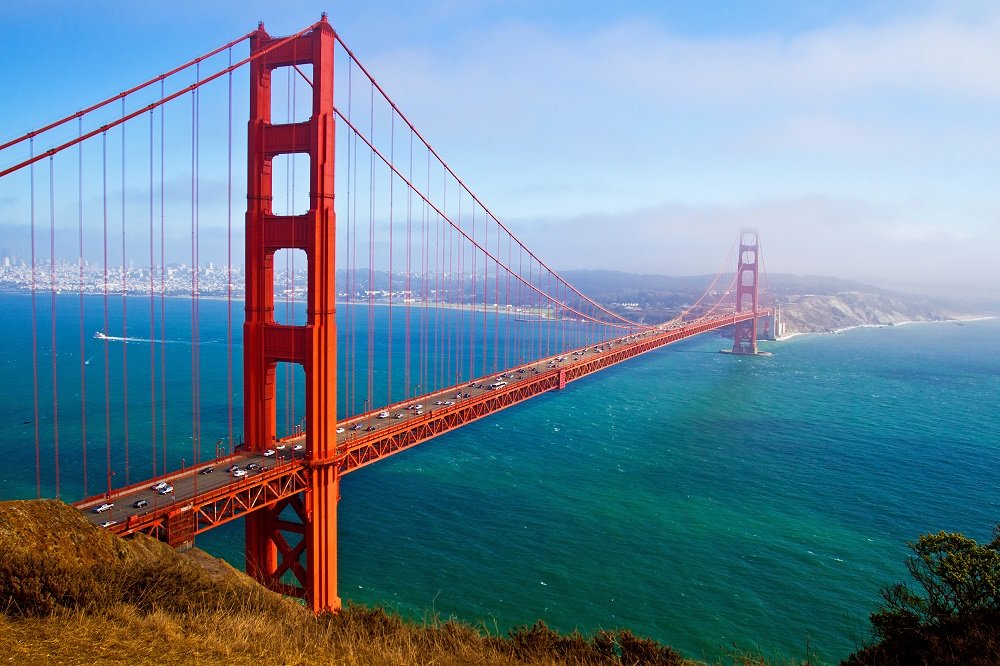Golden Gate Bridge Things to do San Francisco