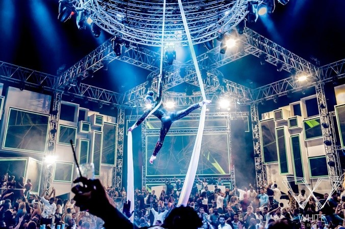 Nightclubs in Dubai